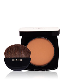 Pudra Chanel Les Beiges Healthy Glow, N40, 12 g poza