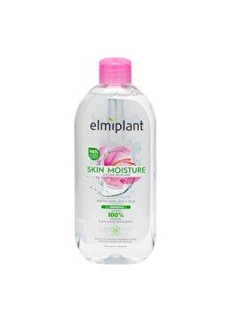 Lapte demachiant ten uscat si sensibil Elmiplant Skin Moisture 25+, 200 ml imagine produs