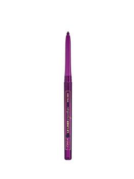 Creion de ochi rezistent L'Oreal Paris Liner Signature, 03 Rouge Noir Angora, 8 g imagine produs