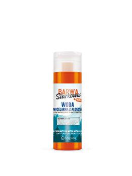 Apa micelara cu aloe vera si sulf pentru ten acneic Barwa Cosmetics Sulphur, 200ml imagine produs