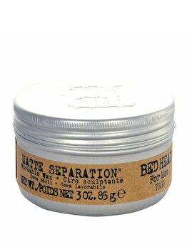 Ceara de par Bed Head Men Matte Separation Wax, 85 g imagine produs