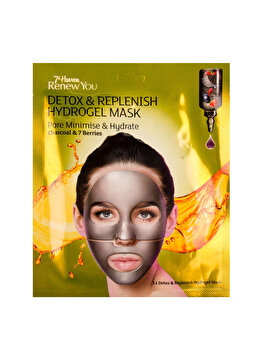 Masca faciala 7th Heaven Renew You Detox Replanish Hydrogel, 1 buc. imagine produs