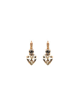 Cercei Roxannes - Mariana Jewellery MSD_E-1100/3-001001RG6 elefant imagine 2021