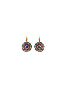 Cercei Roxannes - Mariana Jewellery MSD_E-1193-2141RG6 elefant imagine 2021