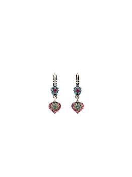Cercei Roxannes - Mariana Jewellery MSD_E-1322/4-2141SP6 elefant imagine 2021