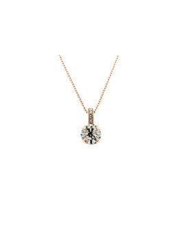 Colier cu pandantiv Roxannes - Mariana Jewellery MSD_N-5056-001001RG elefant imagine 2021