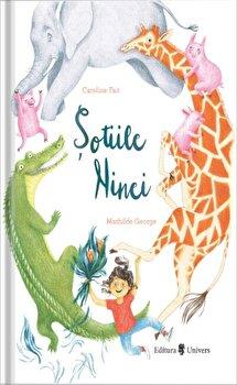 Sotiile Ninei/Caroline Fait, Mathilde George
