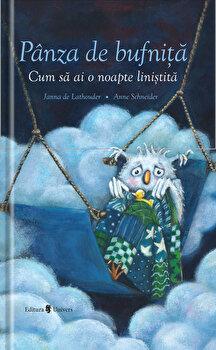 Panza de bufnita/Janna de Lathouder&Anne Schneider