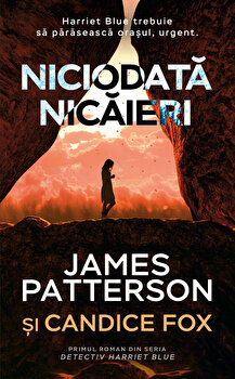 Niciodata nicaieri/James Patterson, Candice Fox