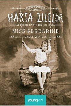 Miss Peregrine 4. Harta zilelor/Ransom Riggs