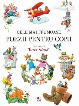 Cele mai frumoase poezii pentru copii/Aurora Georgescu imagine elefant.ro 2021-2022