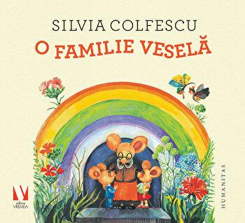 O familie vesela/Silvia Colfescu