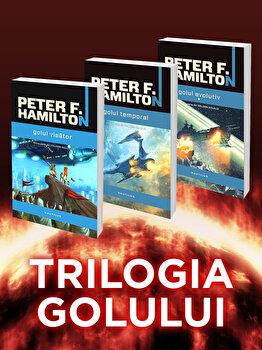 Pachet Trilogia Golului/Peter F. Hamilton