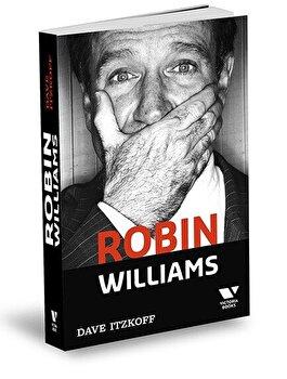 Coperta Carte Robin Williams