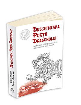 Deschiderea Portii Dragonului - Calea devenirii lui Wang Liping, maestru daoist modern din scoala Longmen-Chen Kaiguo imagine