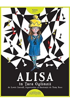 Alisa in Tara Oglinzii/Tony Ross