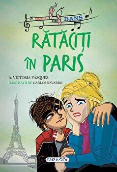 Scoala de dans - Rataciti in Paris (4)/Victoria Vazquez