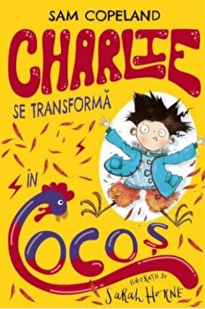 Charlie se transforma in cocos/Sam Copeland