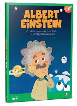 Micii eroi. Albert Einstein/***