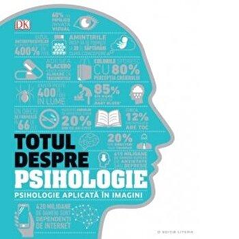 Totul despre psihologie. Psihologie aplicata in imagini./***