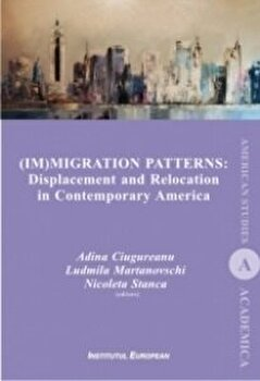 Coperta Carte Immigration Patterns. Displacement and Relocation in Contemporary America