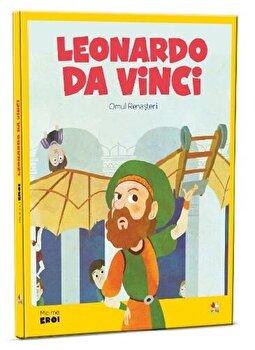 Micii eroi. Leonardo Da Vinci/***