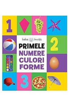Bebe Invata. Primele Numere, Culori, Forme.-*** imagine