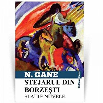 Stejarul din Borzesti/Nicolae Gane poza cate