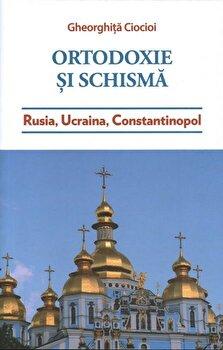 Ortodoxie si schisma. Rusia, Ucraina, Constantinopol/Ciocioi Gheorghita imagine elefant 2021