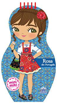 Rosa din Portugalia-Playbac imagine