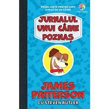 Jurnalul unui caine poznas/James Patterson, Steven Butler