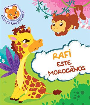 Rafi este morocanos/Caramel