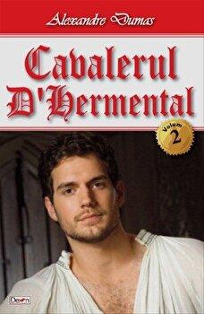 Coperta Carte Cavalerul d'Harmental 2