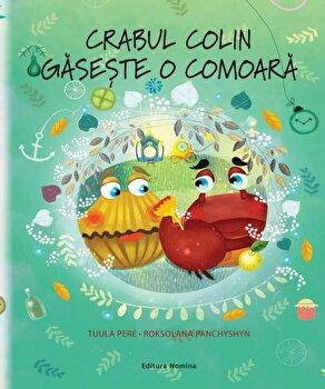 Crabul Colin gaseste o comoara/Tuula Pere, Roksolana Panchyshyn