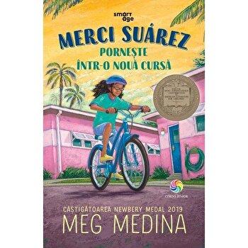Merci Suarez porneste intr-o noua cursa/Meg Medina