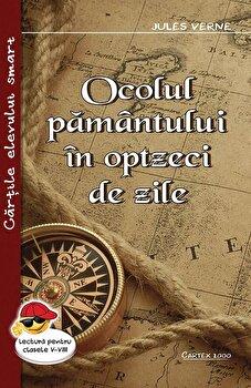 Ocolul pamantului in optzeci de zile/Jules Verne