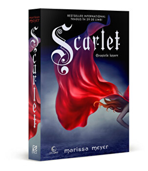 Scarlet/Marissa Meyer imagine