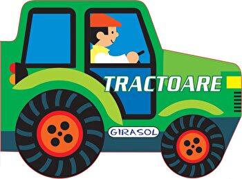 Coperta Carte Vehicule cu motor - Tractoare