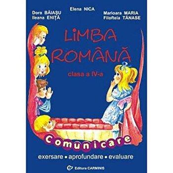 Limba romana. Clasa a IV-a. Comunicare/*** poza cate