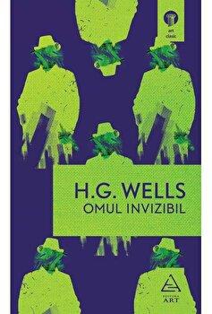 Omul invizibil/H. G. Wells imagine