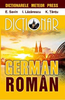 Dictionar german-roman/E. Savin, I. Lazarescu, K. Tantu imagine elefant 2021