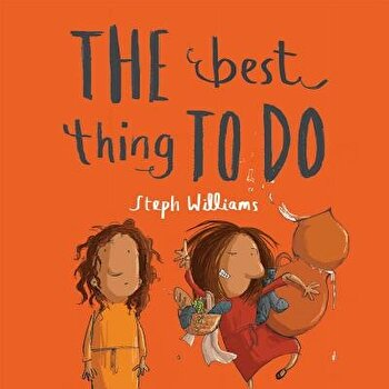 The Best Thing to Do, Paperback/Steph Williams image0