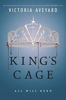 King's Cage, Paperback/Victoria Aveyard image0