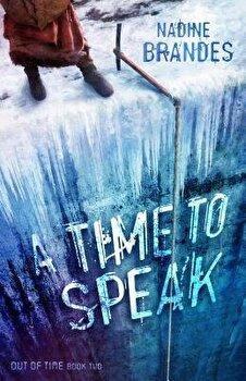 A Time to Speak, Paperback/Nadine Brandes image0