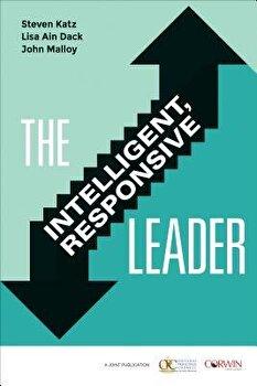 The Intelligent  Responsive Leader  Paperback Steven Katz
