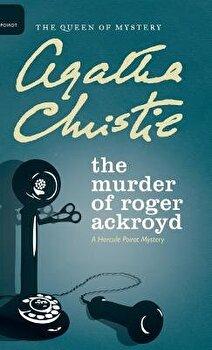 The Murder of Roger Ackroyd  Hardcover Agatha Christie