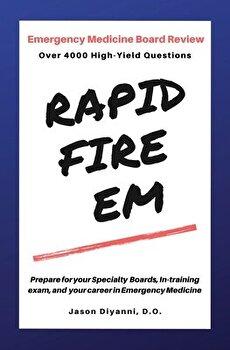 Rapid Fire EM  Resident Edition  Paperback Jason DiYanni