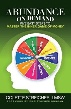 Abundance on Demand  Five Easy Steps to Master the Inner Game of Money  Paperback Colette Streicher