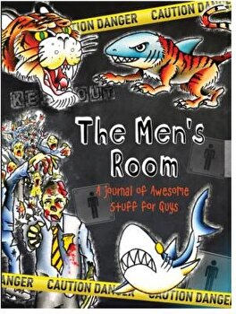 Men's Room Locking Journal (Diary, Notebook): A Journal of Awesome Stuff for Guys, Hardcover/Ty Paulding image0