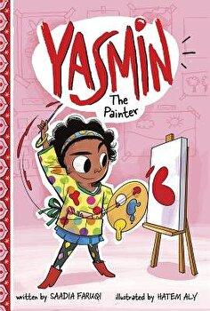 Yasmin the Painter, Paperback/Saadia Faruqi image0